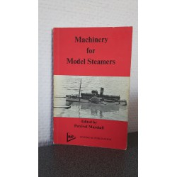 Machinery for Model Steamer