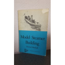 Model Steamer Building