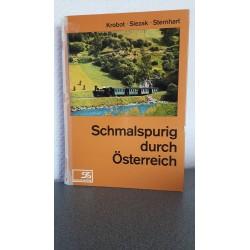 Schmalspurig durch Österreich