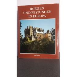 Burgen und Festungen in Europa