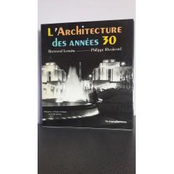L'Architecture de années 30