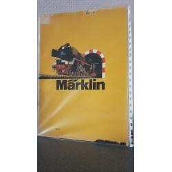 Marklin H0 catalogus Jaarboek 1973 Nederlands