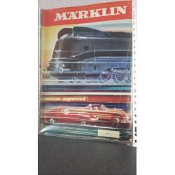 Marklin H0 catalogus Jaarboek 1971 Nederlands