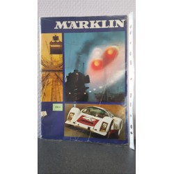 Marklin H0 catalogus Jaarboek 1969 Nederlands