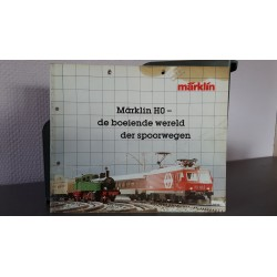 Marklin H0 catalogus Jaarboek 1984/85 Nederlands