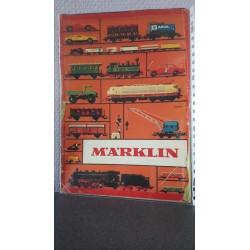 Marklin H0 catalogus Jaarboek 1972 Nederlands
