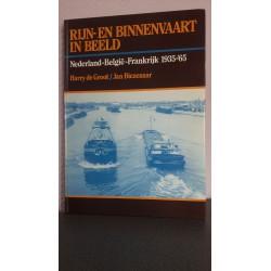 Rijn- en binnenvaart in beeld - Nederland-Duitsland 1935-'65