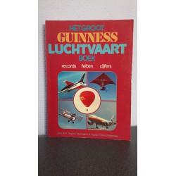 Het groot Guinness Luchtvaart boek
