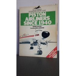 Piston Airliners since 1940