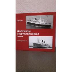 Passagiersvaart- Nederlandse Koopvaardijschepen in beeld Nr. 3