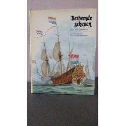 Beroemde schepen - Met 20 schilderijen