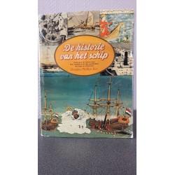 De historie van het schip - Varen door de eeuwen heen