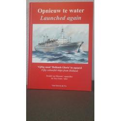 Opnieuw te water - Launched again