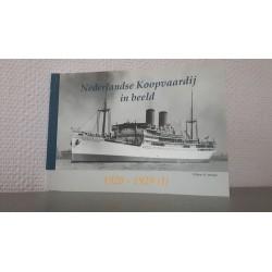 Nederlandse Koopvaardij in beeld 1920 - 1929 (I)