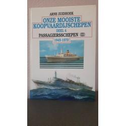 Onze mooiste Koopvaardijschepen - Deel IV - Passagiersschepen (II)1945-1970