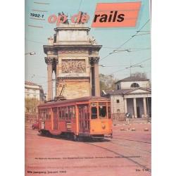 Op de rails 1992 Losse nummers