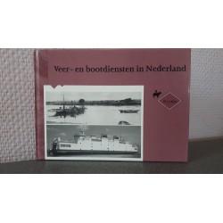 Veer- en bootdiensten in Nederland