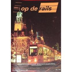 Op de rails 1993 Losse nummers