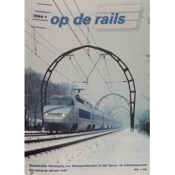 Op de rails 1994 Losse nummers