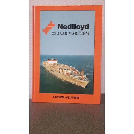 Nedlloyd - 25 jaar maritiem