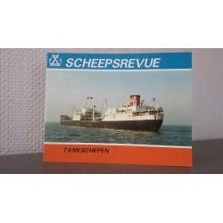 Scheepsrevue - Tankschepen