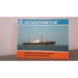 Scheepsrevue - Voormalig koopvaardijschepen