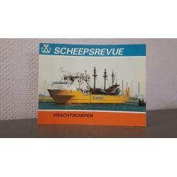 Scheepsrevue - Vrachtschepen