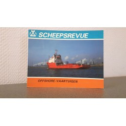 Scheepsrevue - Offshore -vaartuigen