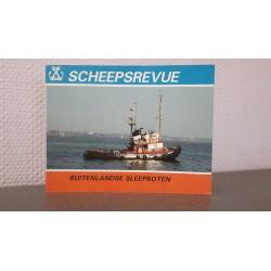 Scheepsrevue - Buitenlandse sleepboten