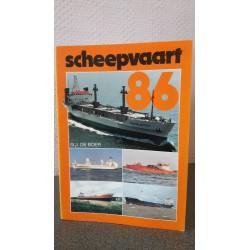 Scheepvaart 1986