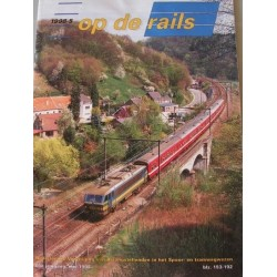 Op de rails 1998 Losse nummers