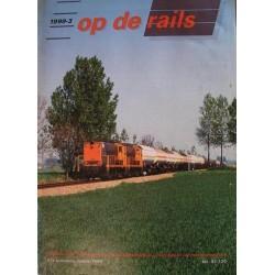 Op de rails 1999 Losse nummers