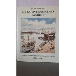 De gouvernements marine - Deel II in het voormalig Nederlands-Indie 1861-1949
