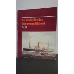 De Nederlandse koopvaardij 1930