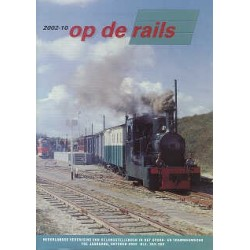 Op de rails 2002 Compleet jaargang