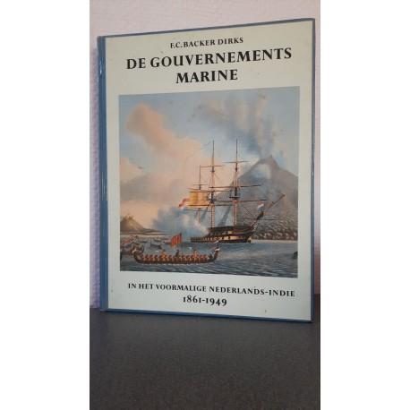 De gouvernements marine - Deel I in het voormailg Nederlands-Indie 1861-1949