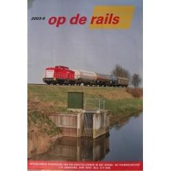 Op de rails 2003 Compleet jaargang