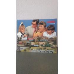 Marklin H0 catalogus Jaarboek 1989/1990 Duits