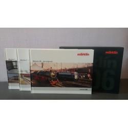 Marklin H0 Z en I catalogus Jaarboek 2006 Nederlands Cassette met 3 boeken