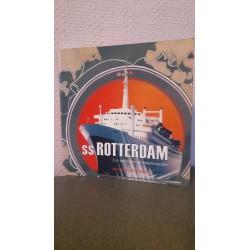 ss Rotterdam - Een beknopte scheepsbiografie