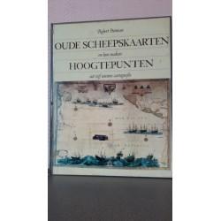 Oude scheepskaarten en hun makers - Hoogtepunten uit vijf eeuwen cartografie