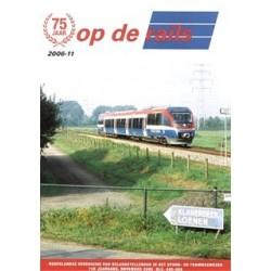 Op de rails 2006 Compleet jaargang