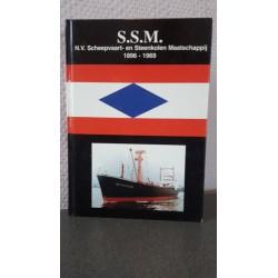 S.S.M. N.V. Scheepvaart- en Steenkolen Maatschappij 1896-1969