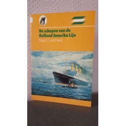 De schepen van de Holland Amerika Lijn