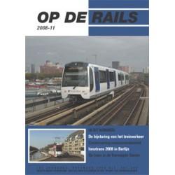 Op de rails 2008 Compleet jaargang