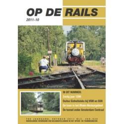 Op de rails 2011 Compleet jaargang