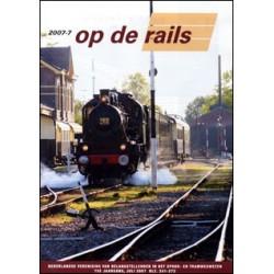 Op de rails 2007 Compleet jaargang