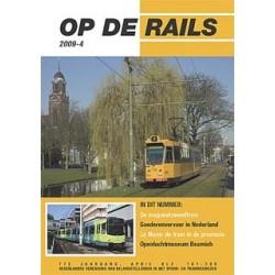 Op de rails 2009 Compleet jaargang