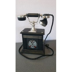 Telefoon met draaislinger