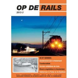 Op de rails 2013 Compleet jaargang